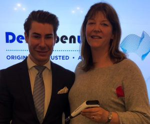 Carol Macmillan and Dr Andrew Christie discuss Dermapen